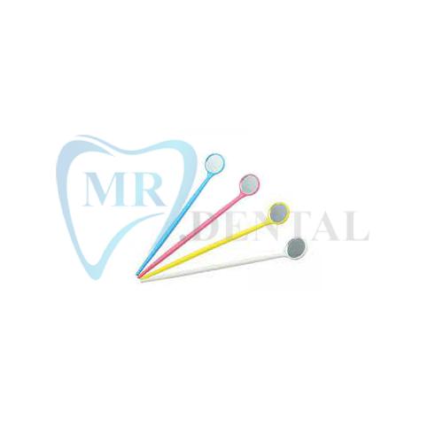 آینه دندانپزشکی رنگارنگ و سایز پر مصرف