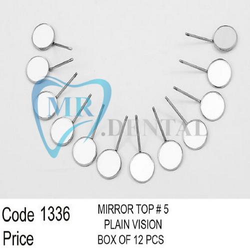 سر آینه دندانپزشکی شماره 5 کد 1336