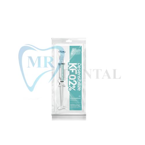 ژل ضد حساسیت دندان KF2%-FGM