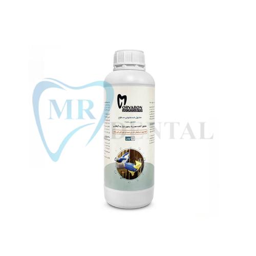 محلول ضدعفونی کننده سطوح مروابن یک لیتری