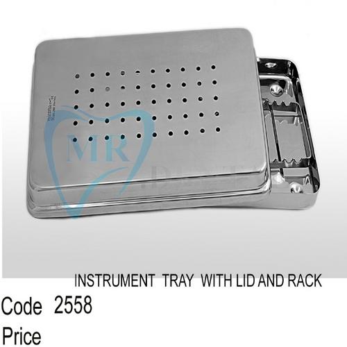 سینی ابزار درب دار یک طرف دنا پویا کد 2558