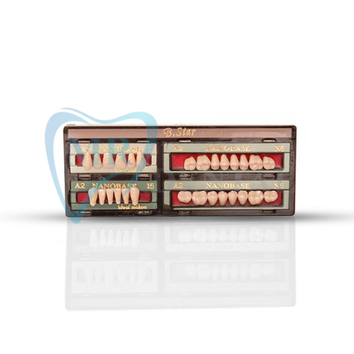 دندان مصنوعی نانو بیس بی استار ایده آل ماکو